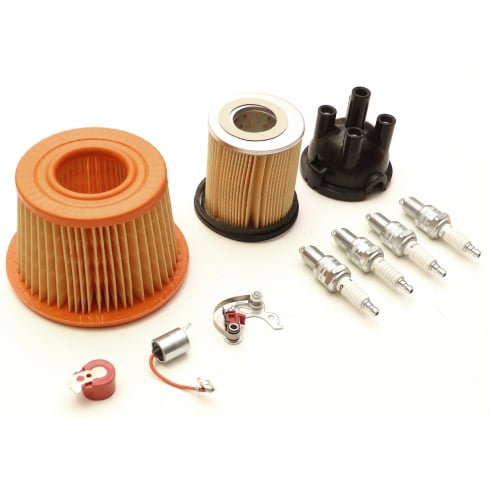 Engine Service Kit (Push-In H.T.Lead Type Cap)