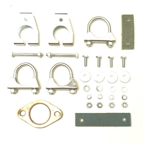 Exhaust Fitting Kit - 918cc Side-Valve Only