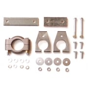 Exhaust Fitting Kit O.H.V Saloon/Traveller/Convertible *CAST CLAMP* NOT FOR ALUMINISED EXHAUSTS