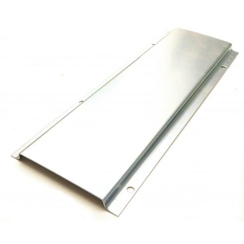 Exhaust Heatshield & Pad (Fits Under Floor)