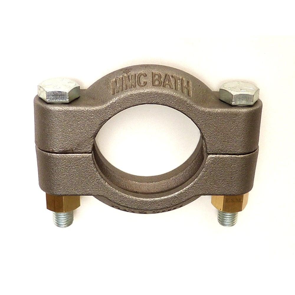 Exhaust / Manifold Clamp (Std Size) CAST MMC Bath