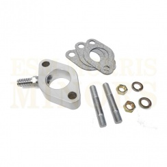 Fitting Kit - Manifold Spacer with Take-Off For Brake Servo Vacuum Pipe (H2 & HS2 Carburettors)