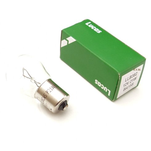 Flasher/Indicator Bulb 12v/21w LUCAS