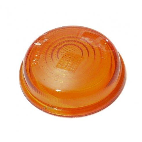 Flasher/Indicator Lens (Flat Amber)