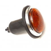 Flasher/Indicator Light-Complete (Flat Amber Lens) L488 Type
