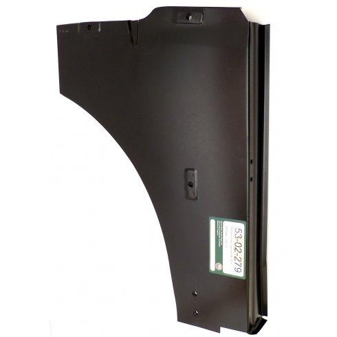 Flat Inner Wing-Rear Section L/H (To Hinge Pillar) UK made