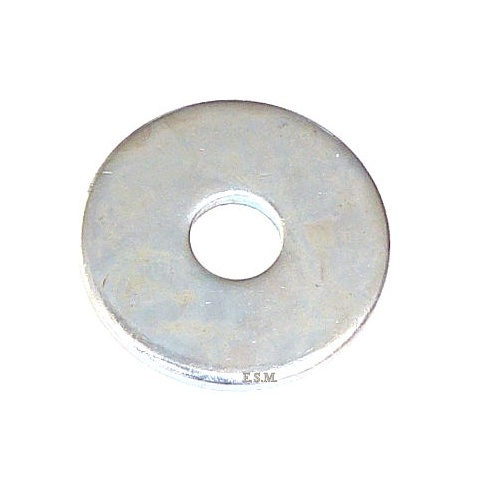 "Flat Washer 7/16"" I.D. x 1.1/2"" O.D. H/D 1/8"" THICK (PWZ207)"