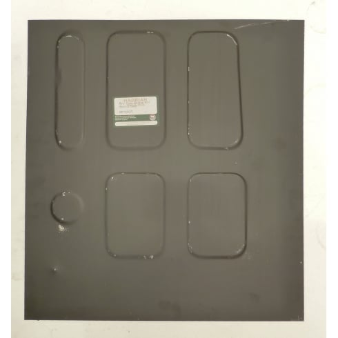 Floor Repair Section For Under Rear Seat R/H - LMC Hadrian UK Made