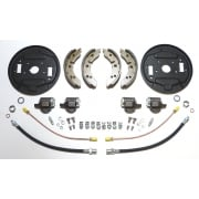 Front Brake Conversion Kit-MM & Series II Models ***WITH BRAKE BACK PLATES***