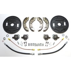 Front Brake Conversion Kit-MM & Series II Models ***WITH BRAKE BACK PLATES***