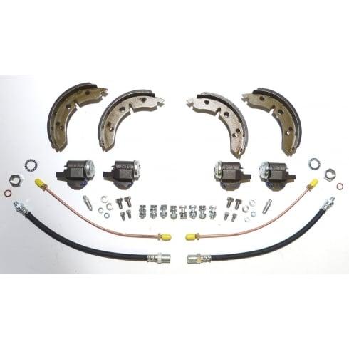 Front Brake Conversion Kit-MM & Series II Models ***WITHOUT BRAKE BACK PLATES***