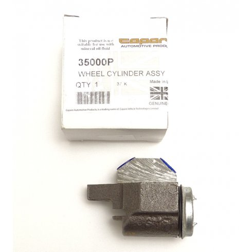 Front Brake Cylinder R/H - GENUINE (2 Req Per Side) *NOT MM & SERIES II* (LW15000)