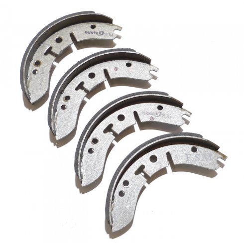 "Front Brake Shoes (Set 4) 1962-1971 8"" Diameter MINTEX"