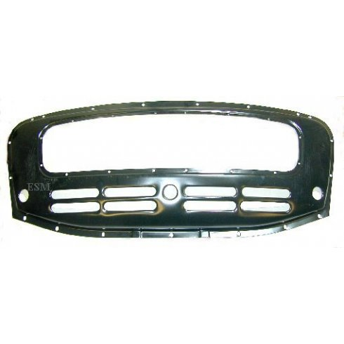 Front Panel / Grille Surround Panel 1954 Onwards (Steel-Pattern)