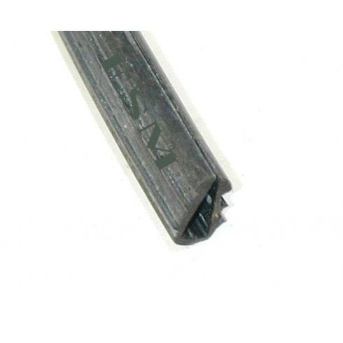 Front Quarterlight / Ventilator Window Channel Rubber (Glass>Frame)