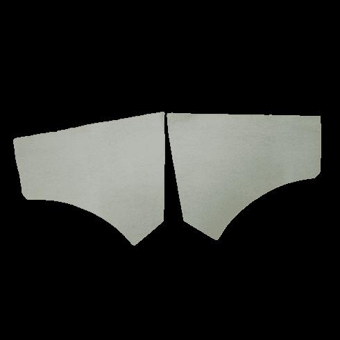 Front Scuttle Panels (Pair) BEIGE