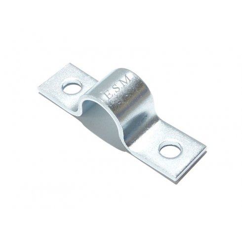 Front Seat Retaining Clamp NEW Zinc Plated