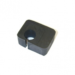 Front Seat Rubber Raising Block (2 Required Per Seat)