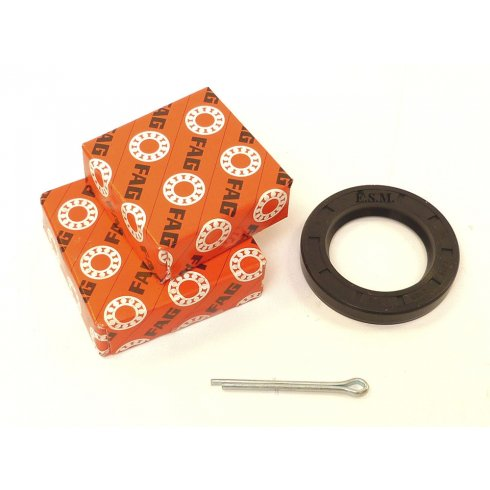 Front Wheel Bearing Kit (Minor) Genuine FAG Bearings