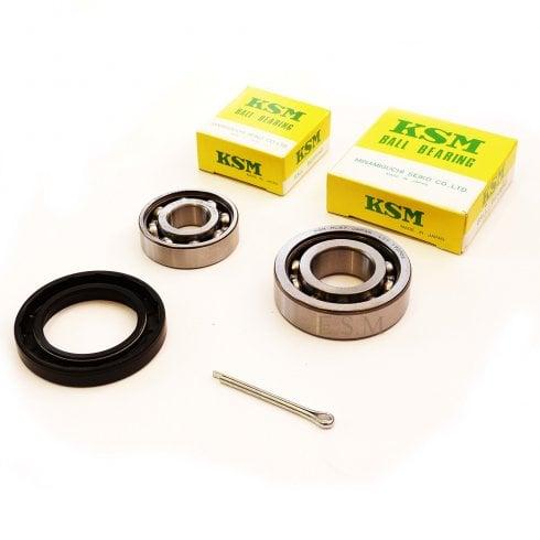 Front Wheel Bearing Kit (Series MM 1948-49) KSM Bearings