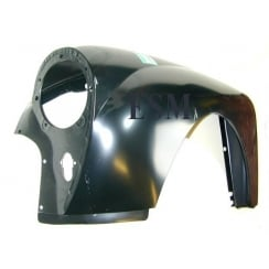 Front Wing L/H (Steel, Pattern) October 1963 Onwards (Large Combined Sidelight/Indicator)