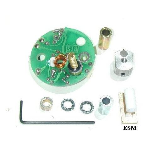 Fuel / Petrol Pump Conversion Kit to Electronic (Negative Earth)