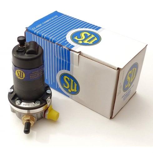 Fuel / Petrol Pump (Genuine S.U.) Electronic Type (Negative Earth)