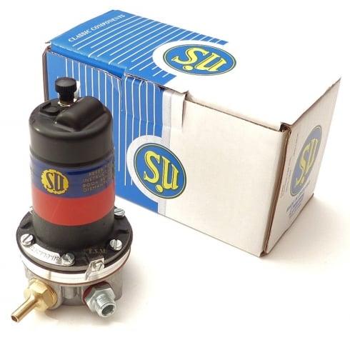 Fuel / Petrol Pump (Genuine S.U.) Electronic Type (Positive Earth)