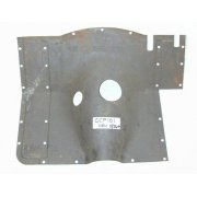 Gearbox Tunnel Cover-Series II R/H/D - Second Hand