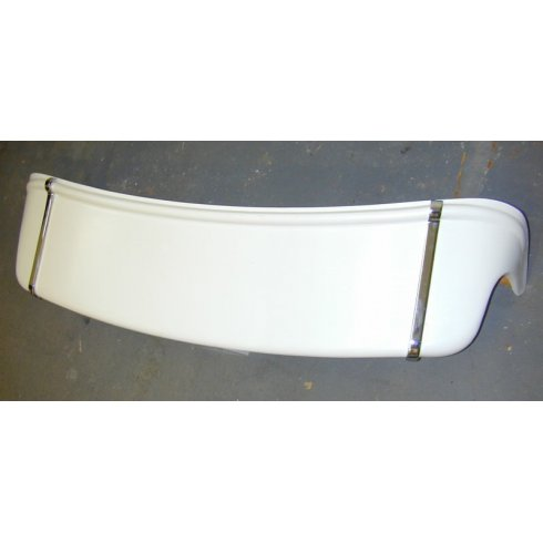 GRUMPYS Exterior Sunvisor Kit - FIBREGLASS (Not Split Screen)