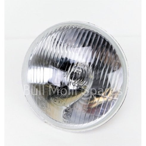 Halogen Headlamp / Headlight Unit - R/H/Drive-No Pilot Light