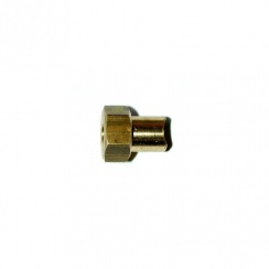 Handbrake Cable Adjuster Nut (Brass)