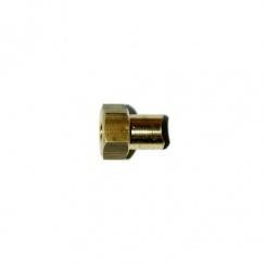 Handbrake Cable Adjuster Nut (Brass)