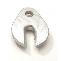 Handbrake Cable Guide (Aluminium) (Van/Pick Up) 2 Required Per V
