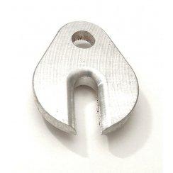 Handbrake Cable Guide (Aluminium) (Van/Pick Up) 2 Required Per V