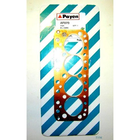 Head Gasket-Copper-*PAYEN* (803/948/1098cc) ** No Longer Available, Please Use GSK101 **