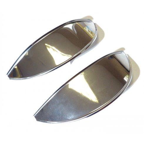 Headlamp Peak - Stainless Steel (PAIR)