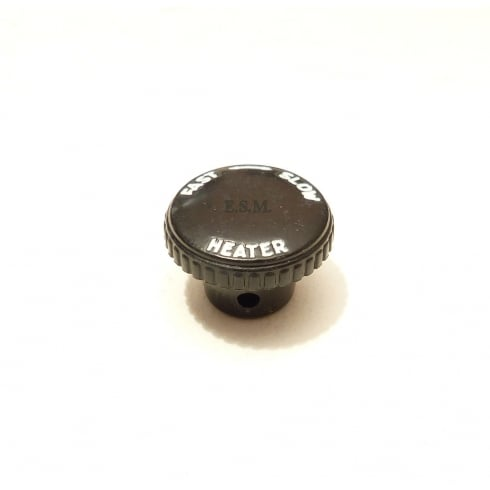 Heater Control Knob (Short Type) for Rheostat Switch - Round Heater