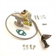 Heater Control Valve Kit - Late Type with Cable & Fittings *** SEE NOTES ***