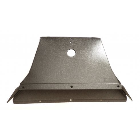 Heater Duct For Round/Black Heater (BLACK)*Use With TRM793 Parcel Tray / Shelf