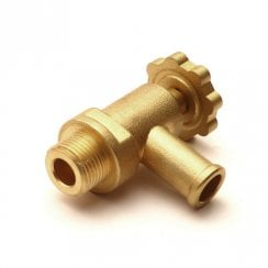 Heater Valve-Brass (Early Manual Type)