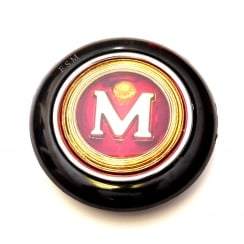 "Horn Push/Button (1964-1972) New with ""M"" centre"