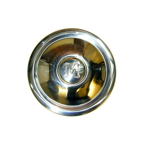 "Hubcap (""M"") 1954-1971 (8.3/4"" Diameter) Stainless"