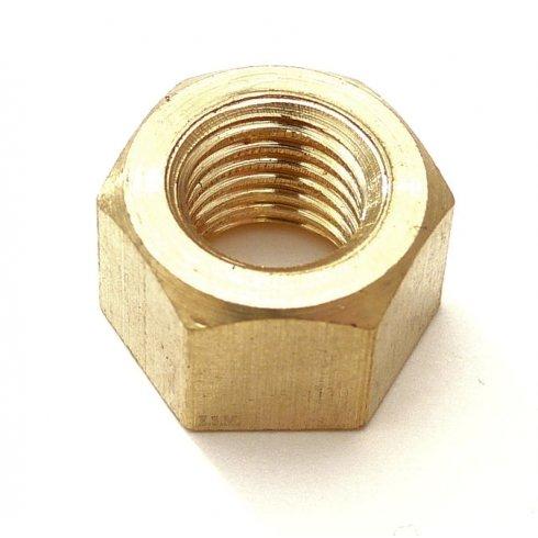 Inlet / Exhaust Manifold Brass Nut