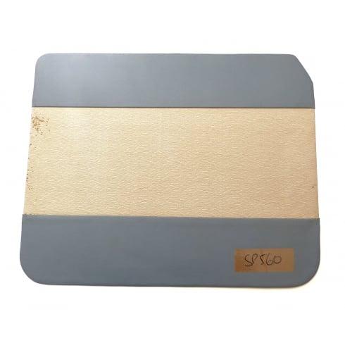 Interior Door Panel - Front 4-Door - Blue Duo Tone 1962-64 Left Hand N/S (TRM5906BL) **See Note**