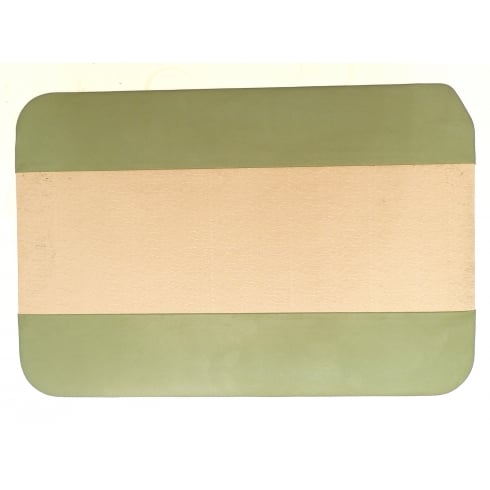 Interior Door Panels 1962-64 (2-Door/Traveller/Convertible) GREEN DUO-TONE *B-GRADE* (Pair)