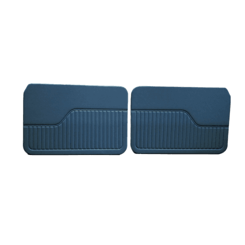 Interior Door Panels 1964-71 (2-Door/Traveller/Convertible) BLUE