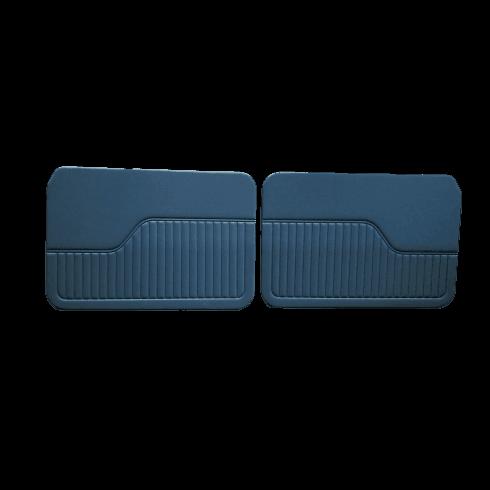Interior Door Panels 1964-71 (2-Door/Traveller/Convertible) BLUE