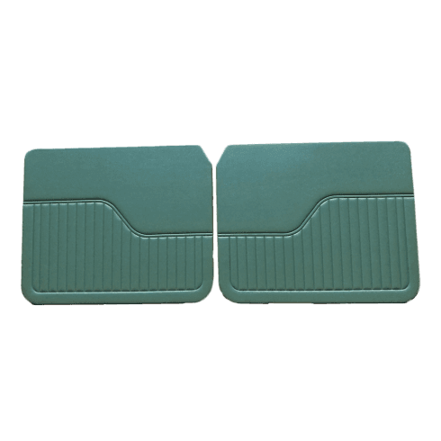Interior Door Panels-Front 1964-71 (4-Door) GREEN