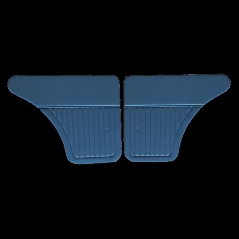 Interior Door Panels-Rear 1964-71 (4-Door) BLUE
